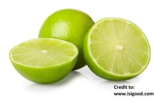3.Limau Nipis atau nama saintifiknya Citrus aurantifolia