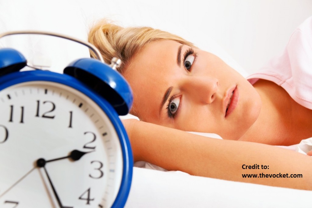 Sukar Tidur Atau Insomnia